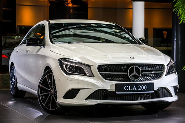 Mercedes-Benz公布旗下车款最新售价