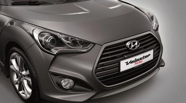 2016 Hyundai Veloster Turbo接受预订