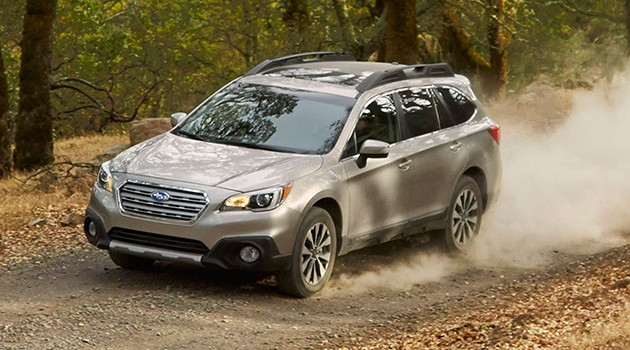 All New Subaru Outback马来西亚上市!