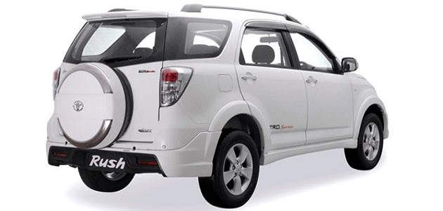 Toyota Rush Facelift马来西亚上市!
