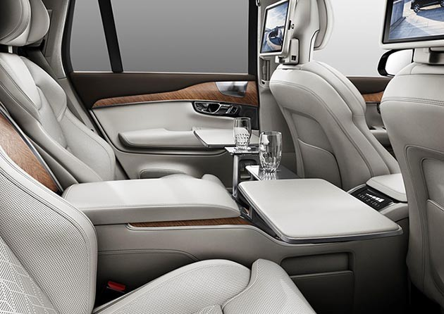 超奢华LSUV! Volvo XC90 Excellence即将亮相山海车展!