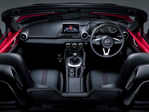 第四代Mazda MX-5日本开始销售!
