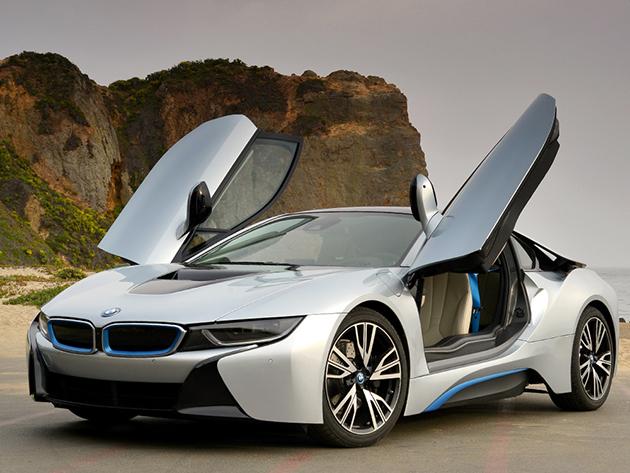 BMW I8确定不会推出I8S与M8!