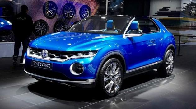 VW又有新搞作了,Volkswagen Golf或推出可拆卸顶棚的Targa版!