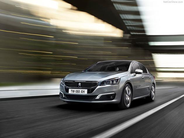 下一代Peugeot 508将会搭载自动驾驶!