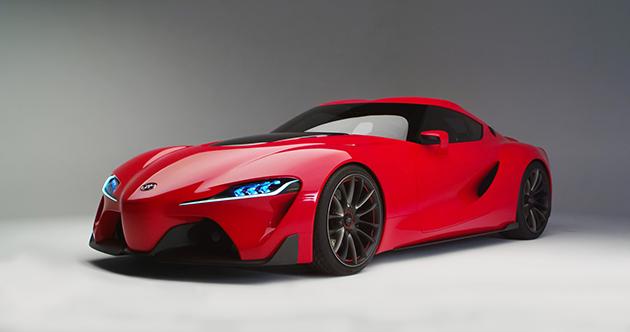 跟BMW合作第二弹!Toyota将推Supra后续车!