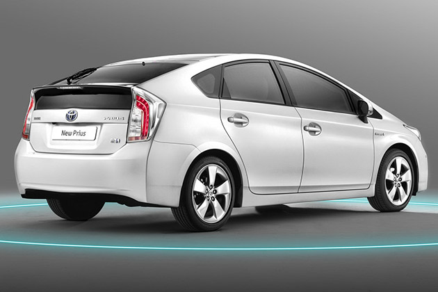 hybrid市场萎缩!Toyota Prius北美销售节节下滑