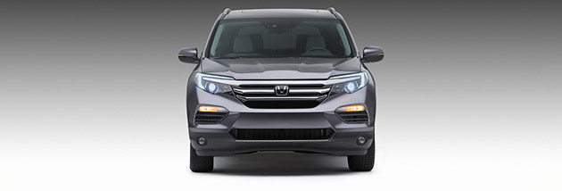 Honda豪华SUV Pilot推出在即!