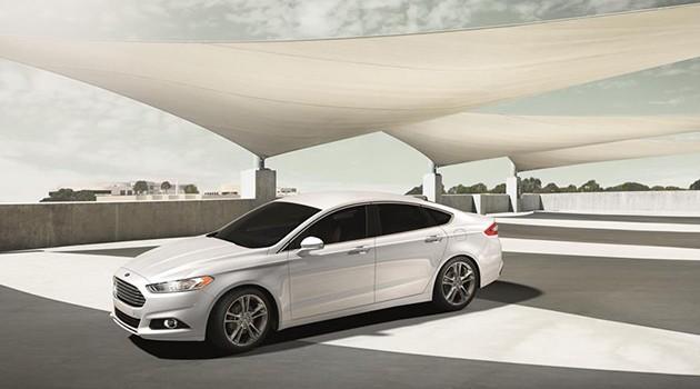 优雅和配备科技的新Ford Mondeo登场