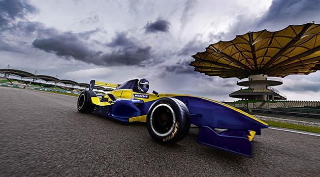 米其林THE RIGHT 2 RACE网上游戏卷土重来!