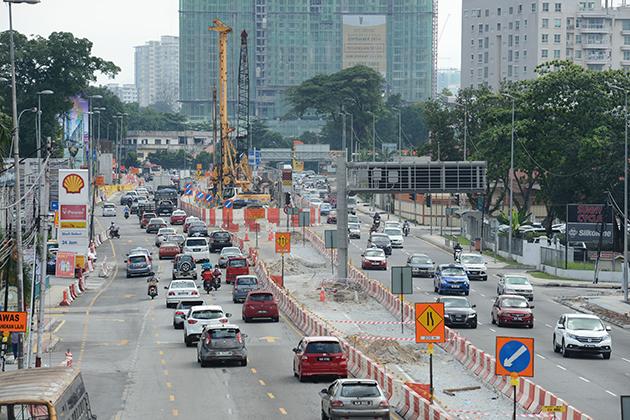 Duke Highway第2阶段延伸工程(Duke 2)整体工程目前已完成42%,预计在2016年年尾竣工