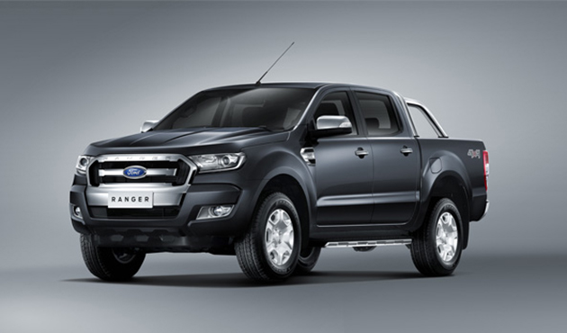 2016 Ford Ranger即将上市!