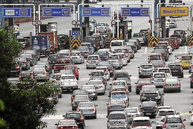 """政府将会在2020年前达致全面落实""""多车道自由流通系统""""(MLFF)"""