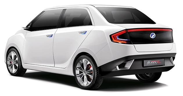 perodua确定将推出sedan车款!