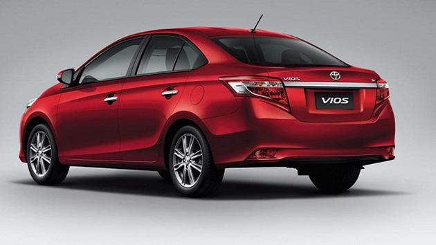 专栏:便利小车Toyota Vios进化史