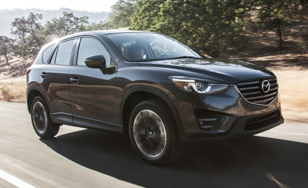 Mazda CX5 Facelift已经在马来西亚Mazda展示厅展出!