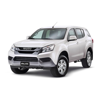 2015 Isuzu MU-X 2.5L 4×2 AT