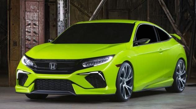 第十代Honda Civic确定今年秋季发布!