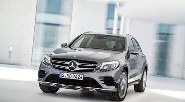 豪华中型SUV正式开战!Mercedes-Benz GLC正式发表!