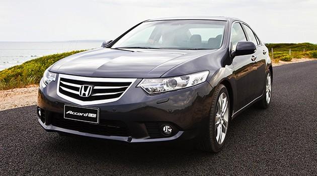 不敌市场大趋势,Honda Accord退出欧洲市场!