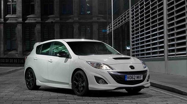 Mazda3 MPS即将在年尾现身!