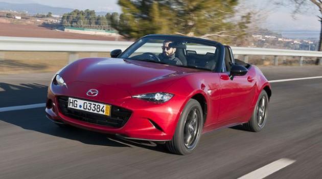 Toyota跑车第三弹!小型跑车将衍生自Mazda MX-5!