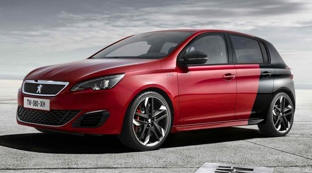 C-Segment钢炮之战正式开打!Peugeot 308 GTI发表!