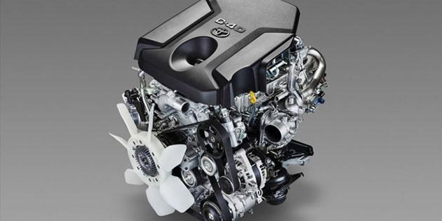 柴油不再是Toyota短板!Toyota GD系列柴油引擎发布!