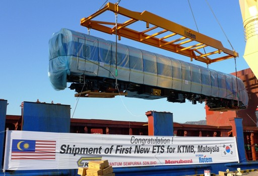 交通部长拿督斯里廖中莱指出,期待已久的电动火车(ETS)服务,路线将从从怡保直至北海的北马,预料将于下月开跑。