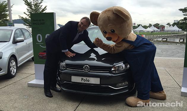 VW于Setia City Mall举办大型嘉年华!