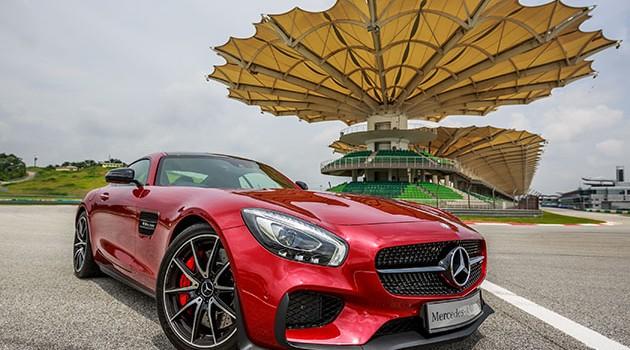 剑指911!Mercedes-AMG GT S马来西亚发布!
