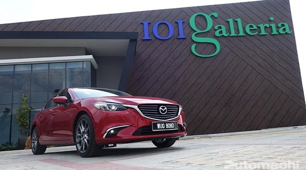 魂动再升级!Mazda6 2.5 Facelift