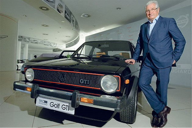 Proton EMAS,Preve设计师Giorgetto Giugiaro正式退休!
