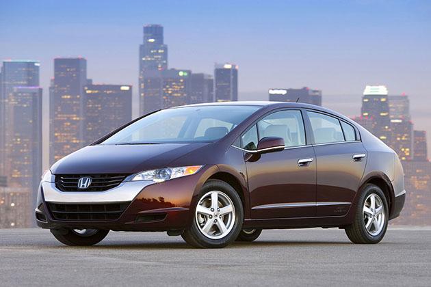 氢燃料大战打响!Honda FCV续航能力大幅超越Toyota Mirai!