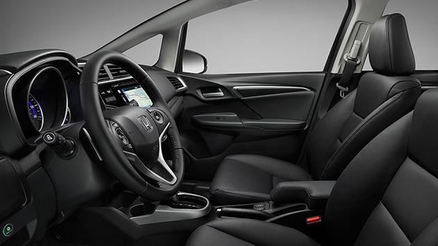 Honda全球战略小车Fit正是在欧洲上市!