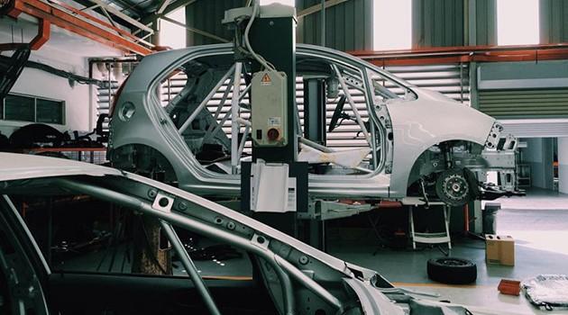 Proton Iriz R3打造中!马力高达190hp!