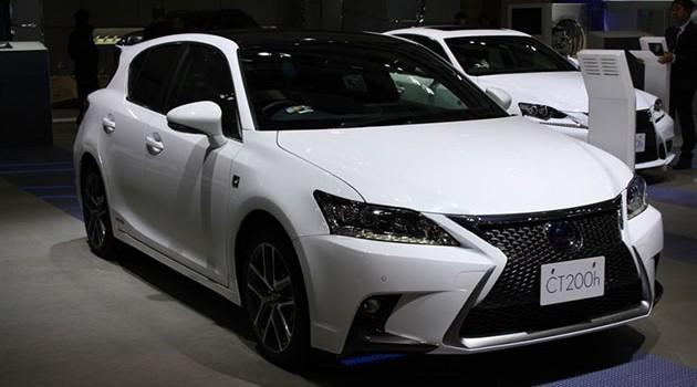 新世代Lexus CT将变身Crossover!