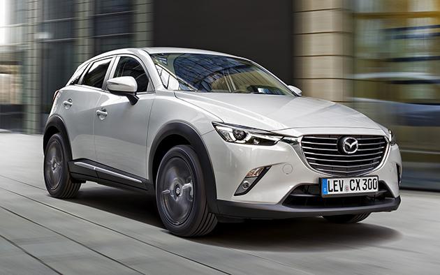 Mazda CX-3美国开放预订!价格从RM75,848起跳!
