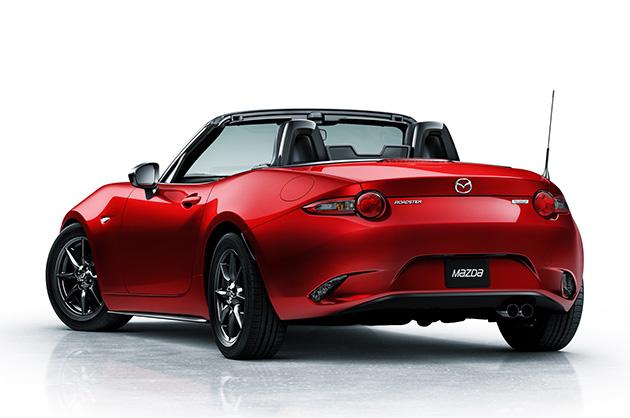 Mazda MX-5 2016更换排气量更大的引擎!
