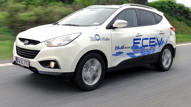节约燃料零排放!Toyota Mirai油耗28.3km/L!