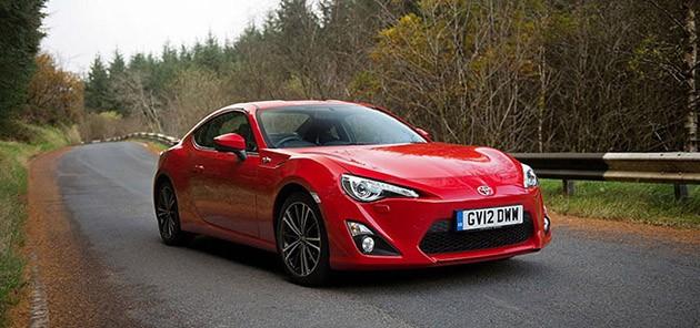 来自天空的86!下一代86将会是Toyota和Mazda的合作结晶!