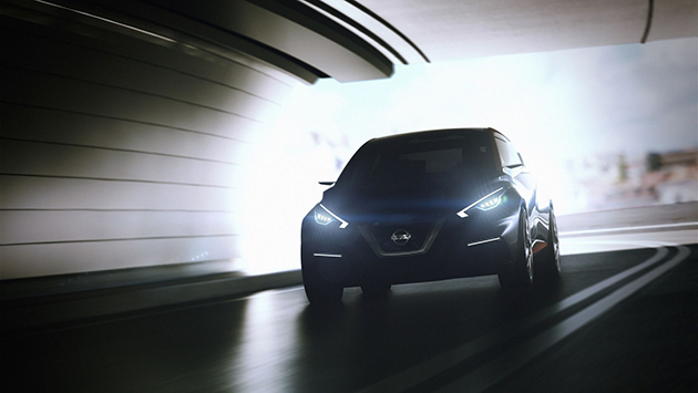 Nissan March长大啦!新世代march质感空间大升级!