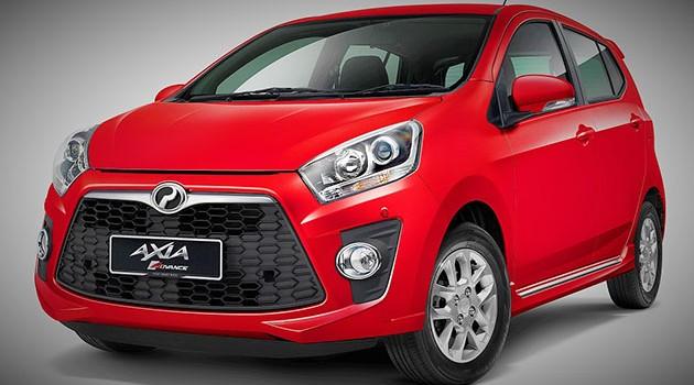 大马市场NO 1!Perodua成长史!