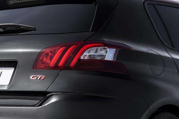 1.6L Turbo 270hp!Peugeot 308 GTI预告片震撼发布!