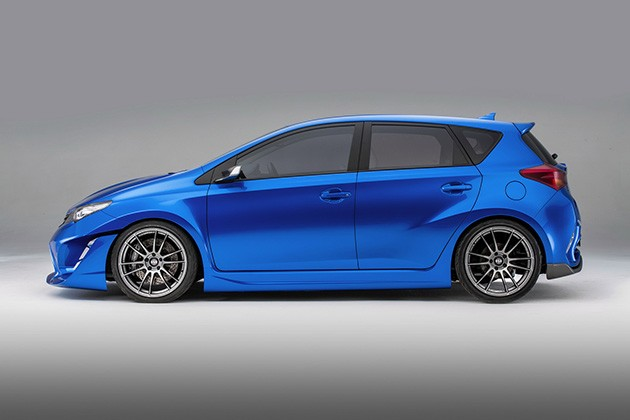 Toyota子品牌美国发力!Scion iA,iM双箭齐发!