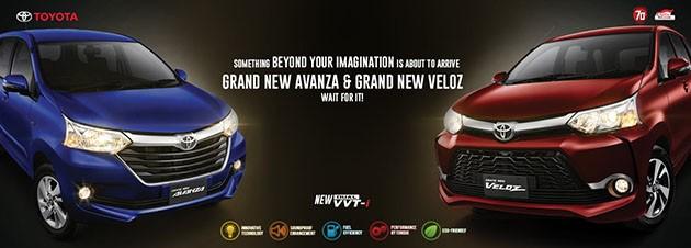 Toyota Avanza小改款确定采用全新1.3L和1.5L的Dual VVT-I引擎!