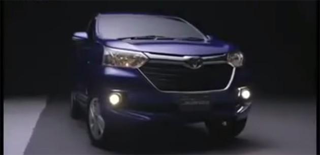 Toyota Avanza小改款影片流出!或换上新引擎!