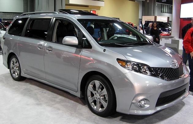 Toyota Camry荣登美国车代表第一名!