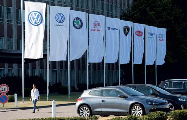 大热倒炉?VW 2015上半年销量不涨反衰退!