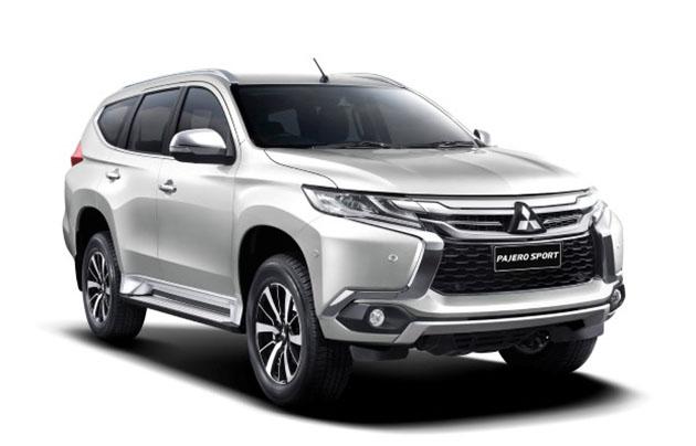 2016 Mitsubishi Pajero sport泰国震撼发布!